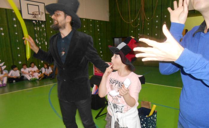 Kouzelník ve škole Logopedická Liberec