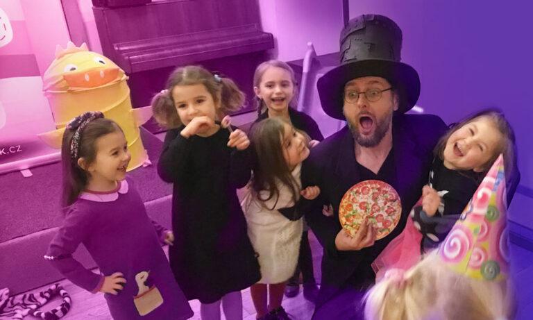 Kouzelník pro děti Praha