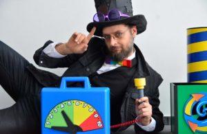 Kouzelník pro děti | Čáry Kluk