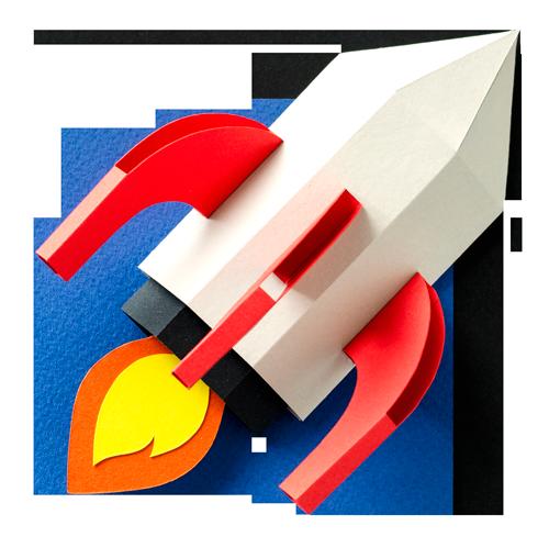 Raketa kouzelník