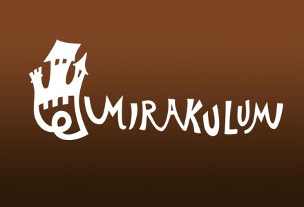 Mirákulum logo - zábavní park pro celou rodinu